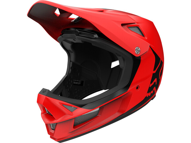 Fox Rampage Comp Infinite Casque Homme, bright red